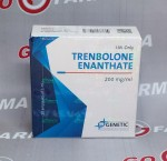 Genetic Trenbolone enanthate 200mg/ml цена за 1 амп купить в России