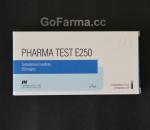 PHARMA TEST E250 (пфарма тест э250), 250mg/ml - ЦЕНА ЗА 1 АМПУЛУ купить в России