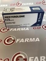 MESTEROLONE 25MG/TAB - ЦЕНА ЗА 10ТАБ купить в России