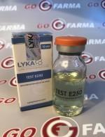 TEST E250 LYKAPHARM 250mg/ml - ЦЕНА ЗА 10МЛ купить в России