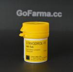 Stanodrol-10 (станодрол-10) 10мг\таб - цена за 100таб. купить в России
